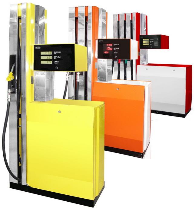 Текущий ремонт топливораздаточной колонки на азс